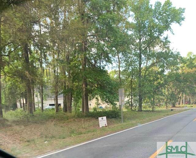 0 Belle Island Road, Richmond Hill, GA 31324 (MLS #222378) :: Level Ten Real Estate Group