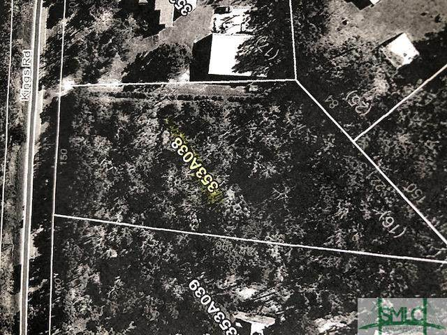 Lot 16 Kings Road Road, Midway, GA 31320 (MLS #222773) :: Keller Williams Realty-CAP