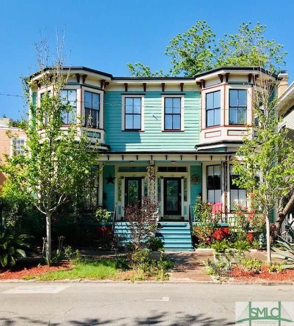 118-120 W Duffy Street, Savannah, GA 31401 (MLS #223103) :: Liza DiMarco