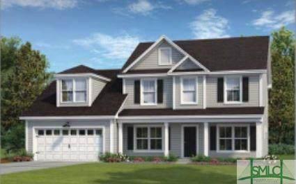 39 Henslow Field, Savannah, GA 31419 (MLS #223231) :: Heather Murphy Real Estate Group