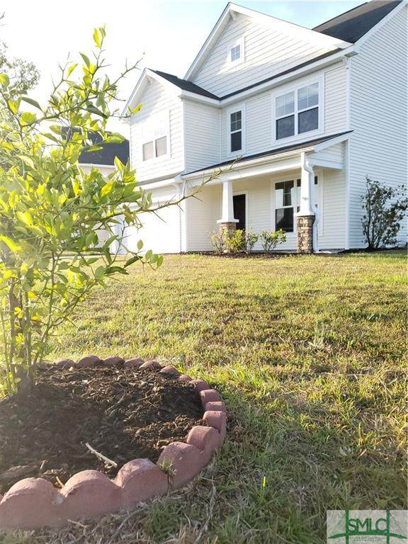 110 Blue Oak Drive, Richmond Hill, GA 31324 (MLS #224009) :: The Arlow Real Estate Group