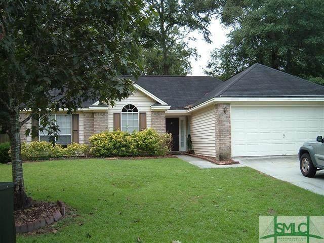 116 Oak Pointe Trail, Savannah, GA 31419 (MLS #224307) :: Coastal Savannah Homes