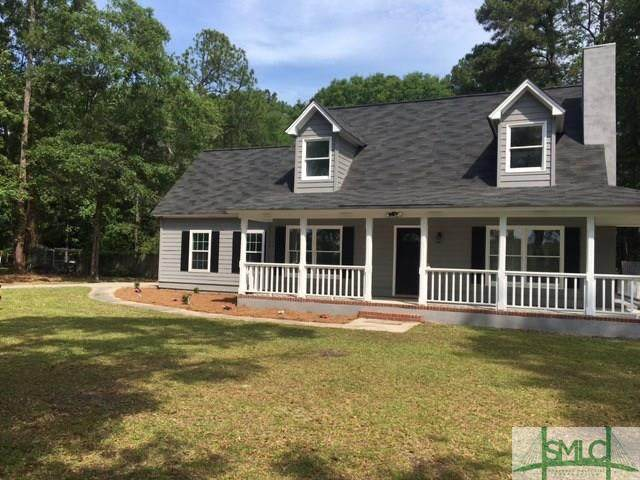 381 Chimney Road, Rincon, GA 31326 (MLS #224412) :: The Arlow Real Estate Group