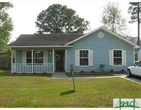 165 Bordeaux Lane, Savannah, GA 31419 (MLS #224419) :: The Arlow Real Estate Group