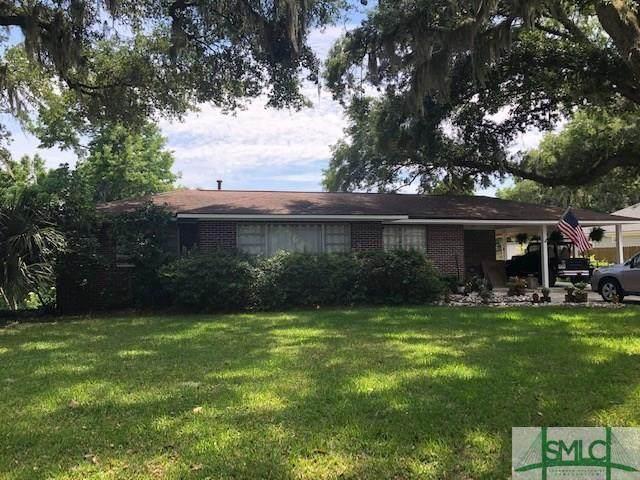 605 Rivers End Drive, Savannah, GA 31406 (MLS #224497) :: McIntosh Realty Team