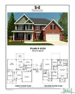 111 Carriage House Drive, Guyton, GA 31312 (MLS #224504) :: The Sheila Doney Team