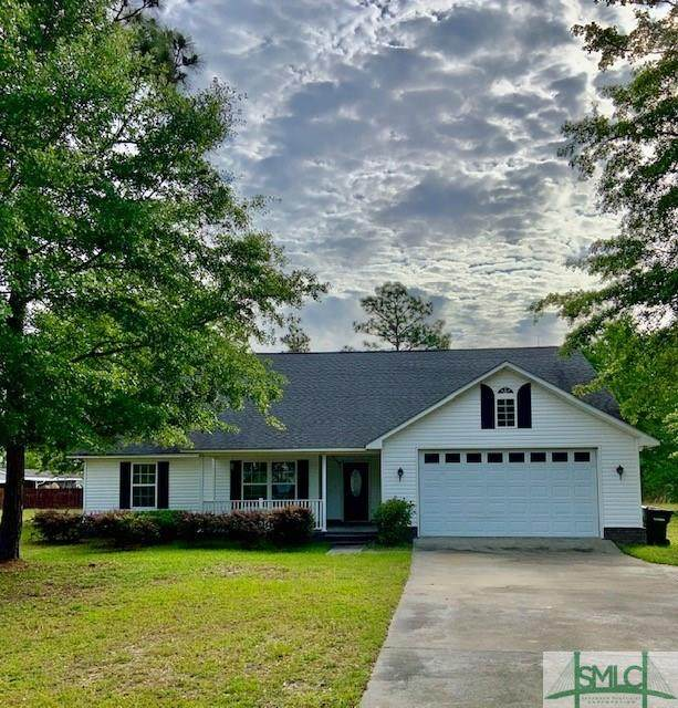 315 Taylor Creek Spur NE, Ludowici, GA 31316 (MLS #224592) :: RE/MAX All American Realty