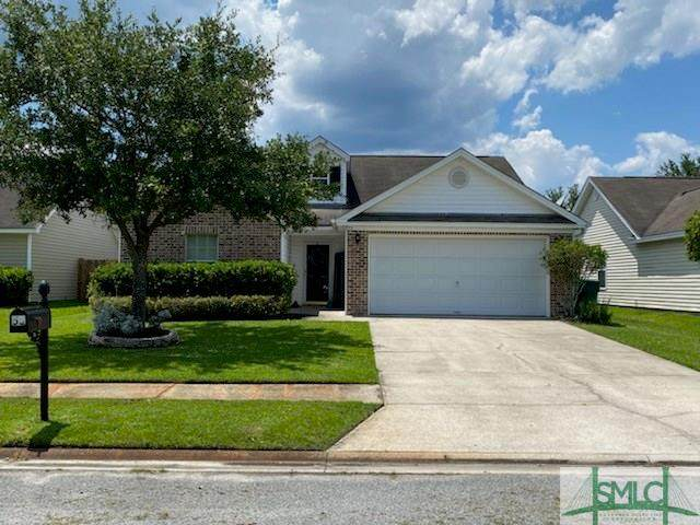 55 Willow Lakes Drive, Savannah, GA 31419 (MLS #224716) :: Bocook Realty