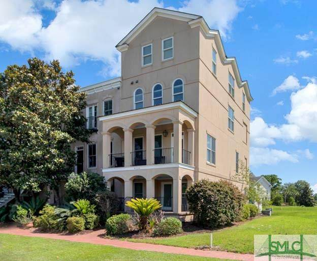 416 Legends Court, Savannah, GA 31421 (MLS #224790) :: Robin Lance Realty