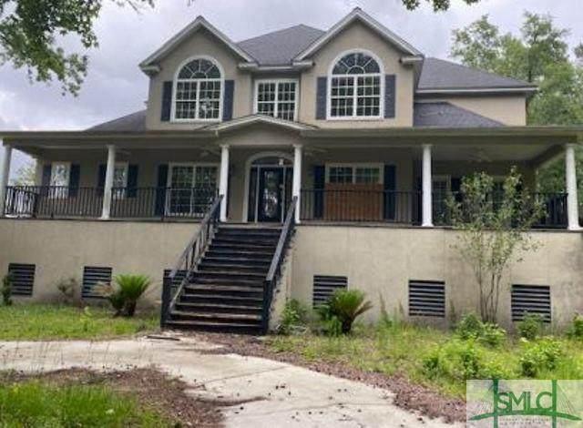 100 Hope Lane, Brunswick, GA 31523 (MLS #224801) :: Bocook Realty