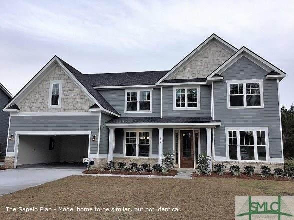 457 Highland Circle, Richmond Hill, GA 31324 (MLS #225942) :: Keller Williams Coastal Area Partners