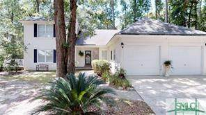 5 Tiller Point, Savannah, GA 31419 (MLS #226049) :: Partin Real Estate Team at Luxe Real Estate Services