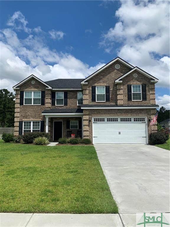 380 Wicklow Drive Drive, Richmond Hill, GA 31324 (MLS #226430) :: Coastal Savannah Homes