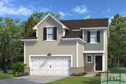 34 Crown Court #205, Richmond Hill, GA 31324 (MLS #226773) :: The Arlow Real Estate Group