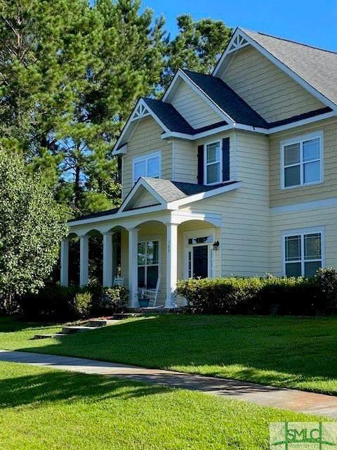 303 Lakeside Boulevard, Port Wentworth, GA 31407 (MLS #226920) :: Level Ten Real Estate Group