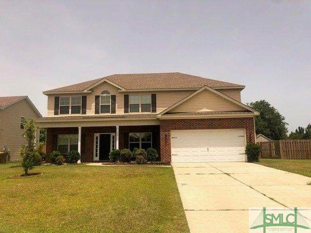 100 Saratoga Drive, Rincon, GA 31326 (MLS #227220) :: Bocook Realty