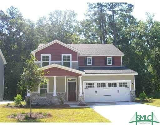 407 Plantation Way, Richmond Hill, GA 31324 (MLS #227224) :: Glenn Jones Group | Coldwell Banker Access Realty