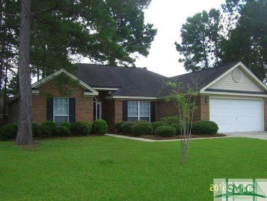 4 Lacie Court, Savannah, GA 31419 (MLS #228383) :: Keller Williams Coastal Area Partners