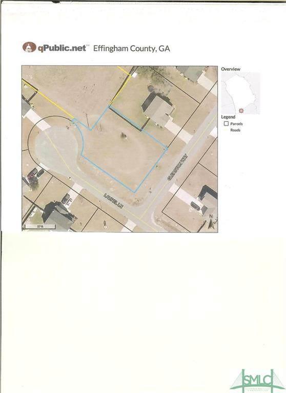 0 Gleaston Way, Guyton, GA 31312 (MLS #228429) :: Bocook Realty