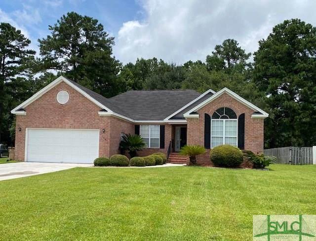 116 Belle Grove Circle, Richmond Hill, GA 31324 (MLS #228588) :: The Arlow Real Estate Group