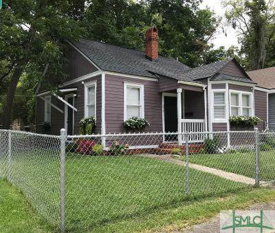 1235 E 41st Street, Savannah, GA 31404 (MLS #228629) :: Bocook Realty