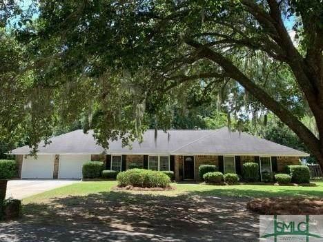 1409 Bellview Drive, Savannah, GA 31406 (MLS #228683) :: Coastal Savannah Homes