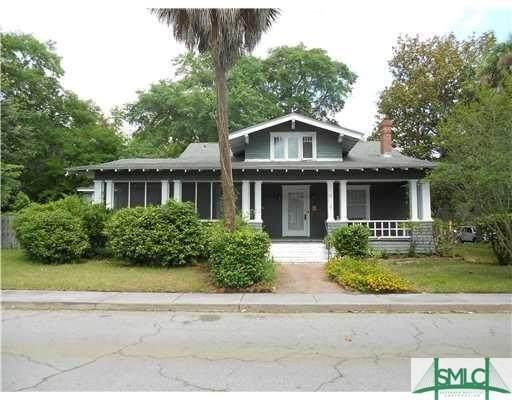 101 Edgewood Road, Savannah, GA 31404 (MLS #228754) :: Liza DiMarco