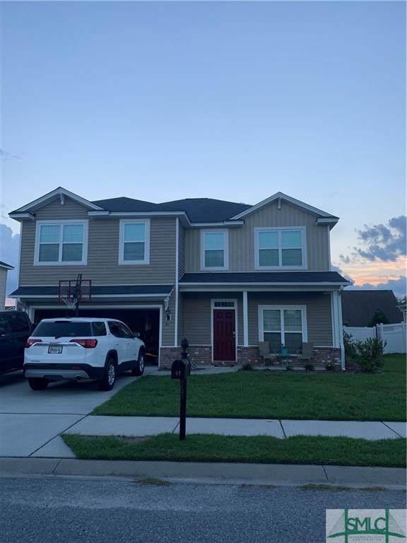 61 Rhett Lane, Richmond Hill, GA 31324 (MLS #228786) :: Heather Murphy Real Estate Group