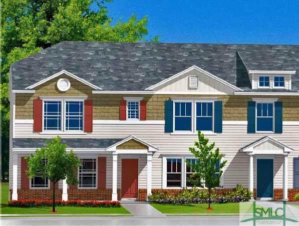 96 Reese Way, Savannah, GA 31419 (MLS #228825) :: The Arlow Real Estate Group