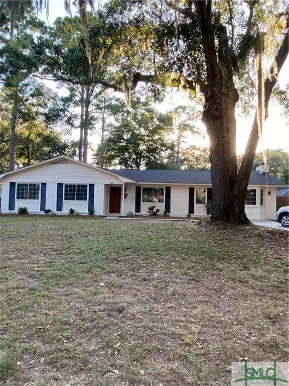 101 Santee Road, Savannah, GA 31410 (MLS #229171) :: Glenn Jones Group | Coldwell Banker Access Realty