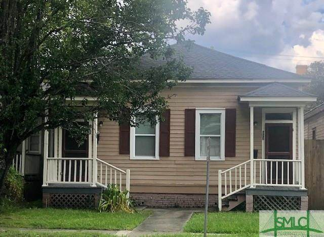 520-522 E Anderson Street, Savannah, GA 31401 (MLS #229535) :: Glenn Jones Group | Coldwell Banker Access Realty