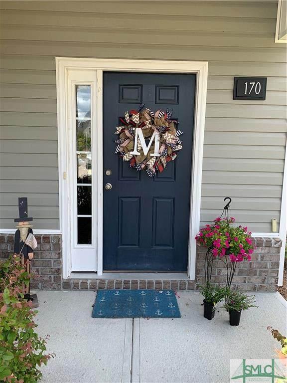615 Canyon Oak Loop, Richmond Hill, GA 31324 (MLS #229582) :: McIntosh Realty Team