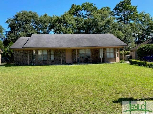 1052 Desert Shield Street, Hinesville, GA 31313 (MLS #229604) :: The Arlow Real Estate Group