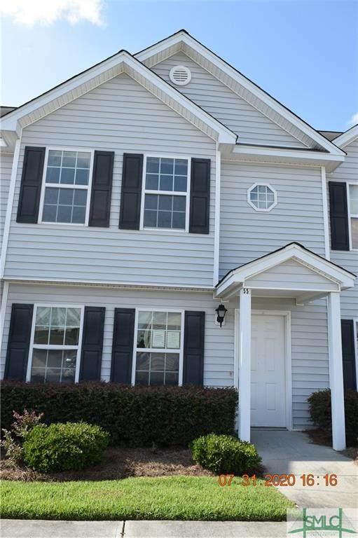 55 Bearing Circle, Port Wentworth, GA 31407 (MLS #230777) :: The Arlow Real Estate Group