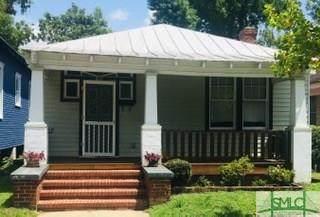 1012 W 41st Street, Savannah, GA 31415 (MLS #230840) :: The Arlow Real Estate Group