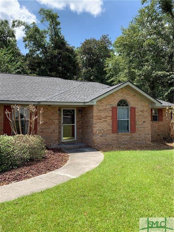 246 Oxford Circle, Rincon, GA 31326 (MLS #230865) :: Level Ten Real Estate Group