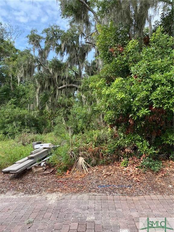 0 River Oak Lane, Tybee Island, GA 31328 (MLS #230912) :: Keller Williams Realty-CAP