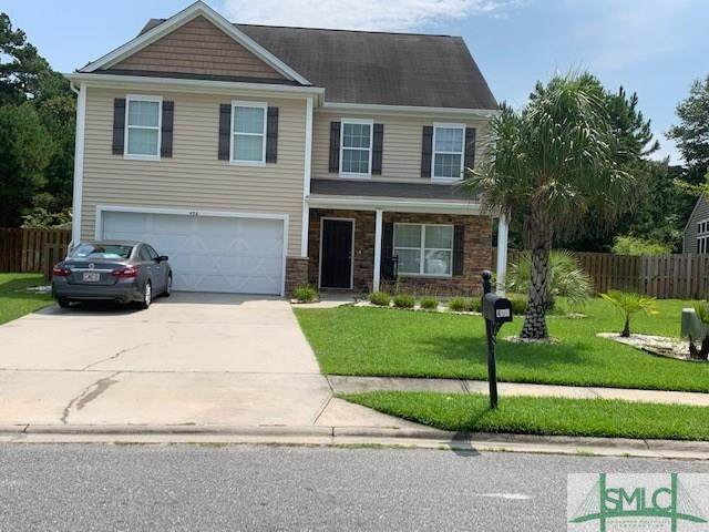 456 Stonebridge Circle, Savannah, GA 31419 (MLS #231108) :: Glenn Jones Group | Coldwell Banker Access Realty
