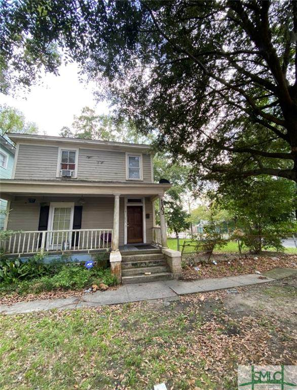1103 E 33rd Street, Savannah, GA 31404 (MLS #231151) :: RE/MAX All American Realty