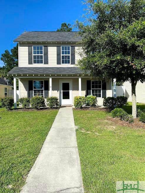 29 Rosa Lane, Savannah, GA 31419 (MLS #231163) :: The Sheila Doney Team
