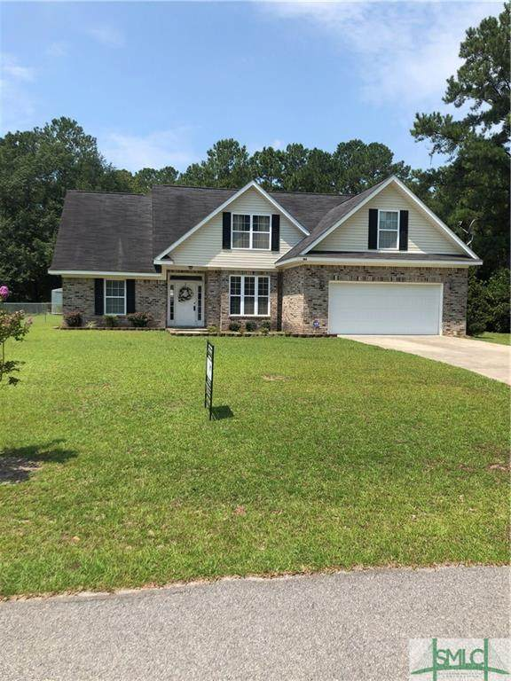 183 Huger Street, Rincon, GA 31326 (MLS #231169) :: Level Ten Real Estate Group