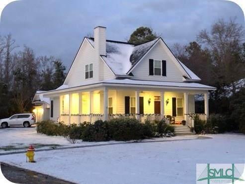 20 Jacobs Circle, Richmond Hill, GA 31324 (MLS #231185) :: Level Ten Real Estate Group