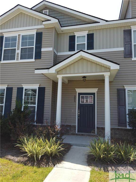 305 Sonoma Drive, Pooler, GA 31322 (MLS #231203) :: Partin Real Estate Team at Luxe Real Estate Services