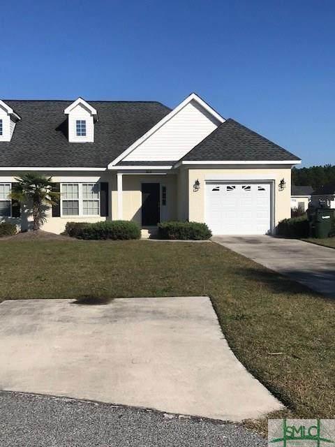 304 Palm Avenue, Statesboro, GA 30458 (MLS #231261) :: The Arlow Real Estate Group