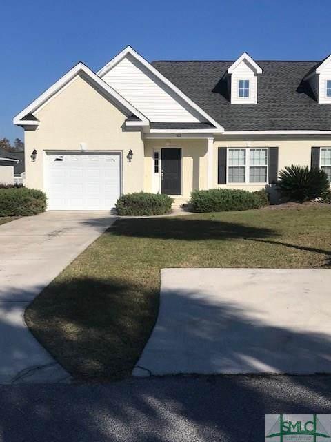 302 Palm Avenue, Statesboro, GA 30458 (MLS #231271) :: The Arlow Real Estate Group