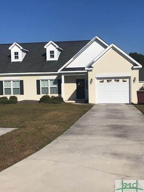 404 Abaco Circle, Statesboro, GA 30458 (MLS #231280) :: The Arlow Real Estate Group