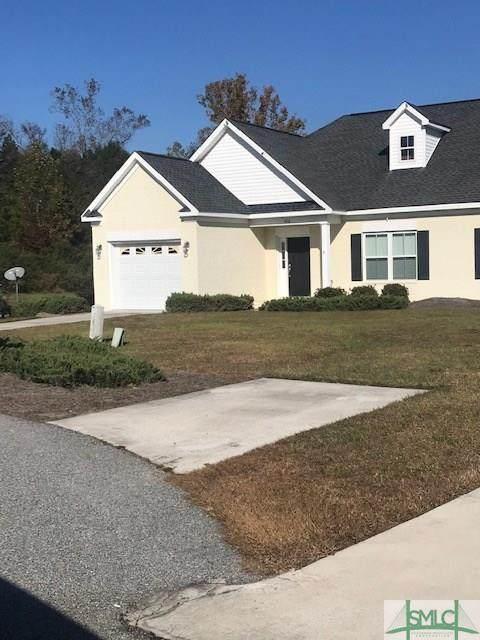 406 Abaco Circle, Statesboro, GA 30458 (MLS #231292) :: The Arlow Real Estate Group