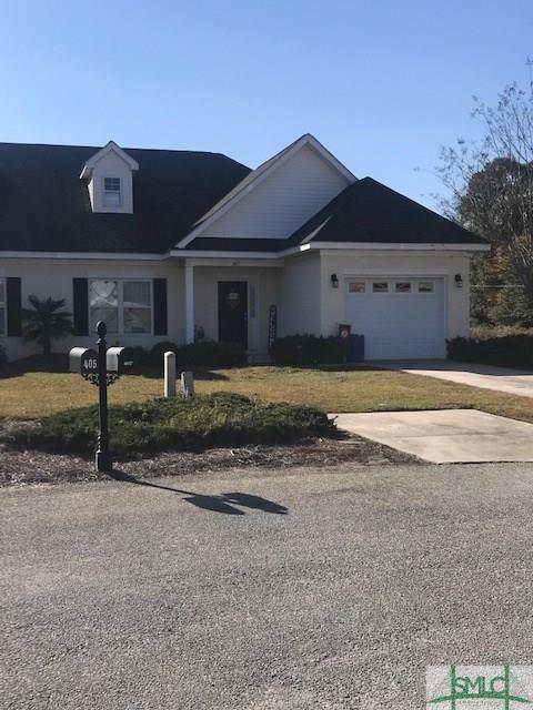 407 Abaco Circle, Statesboro, GA 30458 (MLS #231293) :: The Arlow Real Estate Group