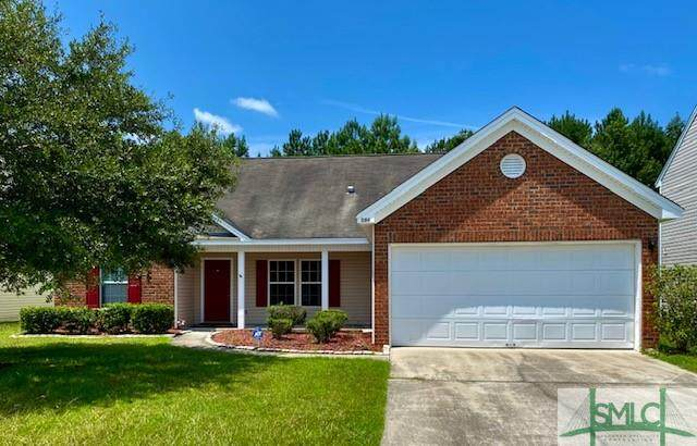 166 Cherry Laural Lane, Savannah, GA 31419 (MLS #231418) :: Bocook Realty