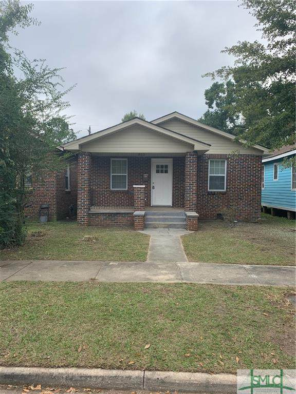 923 W 46th Street, Savannah, GA 31405 (MLS #231632) :: Partin Real Estate Team at Luxe Real Estate Services